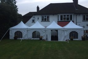 3x12 Pagoda Marquee