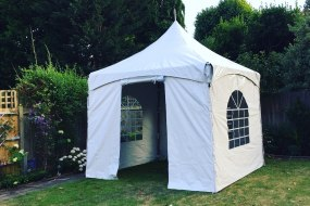 3x3 Pagoda Marquee