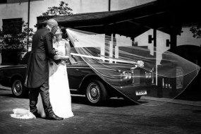 "Bride and Groom ""Cardiff Wedding Photographer"""