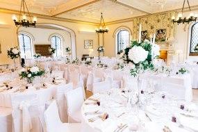 Box Tree Events - Wedding Setup