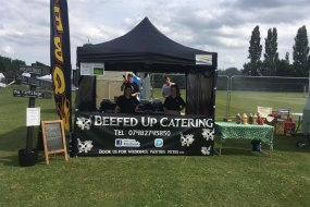 Beefed Up Catering