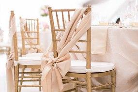 Chair Sashes, Ruffles & Hoods