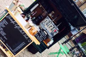 Piaggio Ape Mobile Coffee