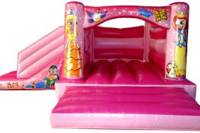 Princess Bouncy Castle Chatham