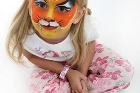 Events Artists - east midlands face painter