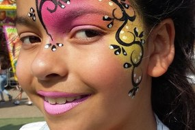 Face Painting by Taleena