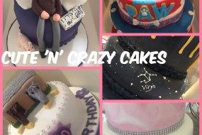 Cute 'n' Crazy Cakes