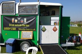 Woody's Bar Horsebox Trailer Mobile Bar