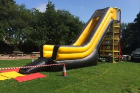 Spider Mountain & Dropzone Slide