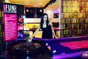 Our Premium Luxury Roulette Table