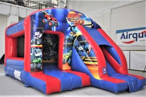 BJ's Bouncy Castles Hire