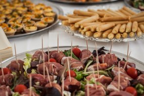 Canapes diamond catering diss