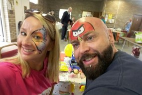 Uncle Matts Face Painting