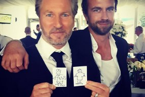 Harrison the Perceptionist