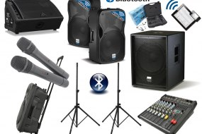 Full PA System