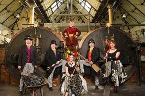 Steam Punk Ceilidh barn dance band