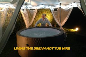 Living The Dream Hot Tub Hire