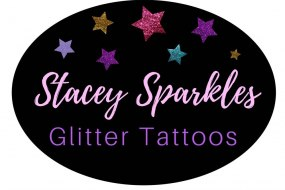 Stacey Sparkles Glitter Tattoos