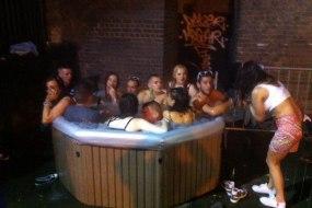 New Year Hot Tub Hire
