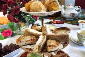 Afternoon Tea from Midland Catering Co