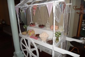 Candy Cart, Sweety Cart Hire