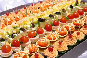 Buffets and Canapés from Midland Catering Co