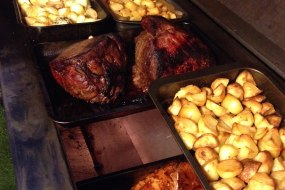 Mixed Meat Roast from Midland Catering Co