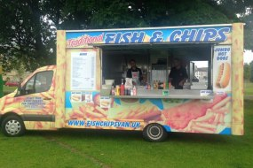Fish Chips Van UK