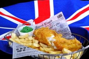 Fish Chips Van UK
