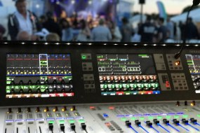 Full Concert Spec sound and lighting systems available