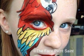 The Face Paint Saint