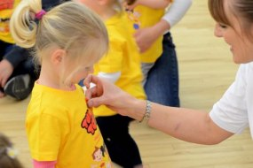 Tumble Tots Edinburgh West