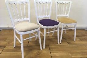 White Banquet Chairs