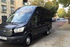 Minibus Hire Kent