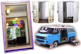 Pure Photography Booths