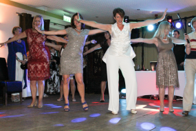 Dancing hen parties