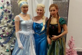 Princess parties and meet and greets