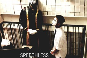 Speechless Mime