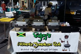 Sujays Ultimate Caribbean Food