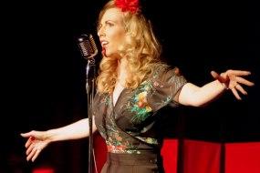 Jayne Darling - Vintage Singer