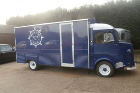 Citroen HY - Fish & Frites - Anstruther