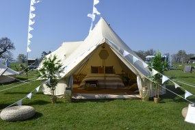 Bridal Bell Tent Suite