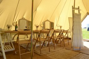 Wedding Day - Pamper Tent