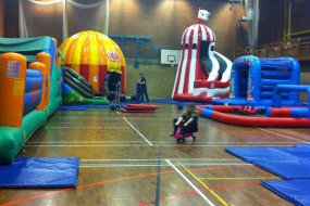 A1 Weymouth Bouncy Castle Hire