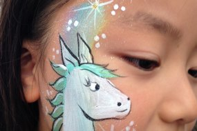All That Glitters Face Painting