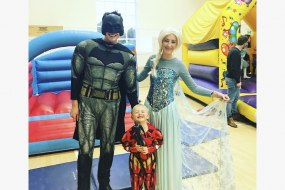 Princess & Superhero Party Packages!