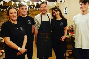 Pop up tapas night- great team