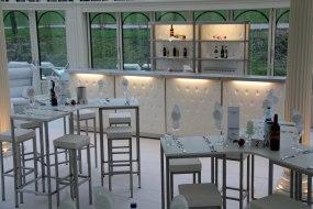 Mobile Bar White
