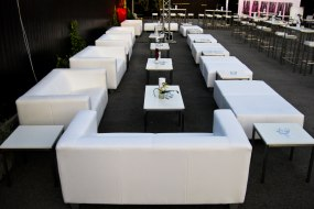 Lounge White, 2 Seater, 3 Seater, Footstool, Coffee Table White
