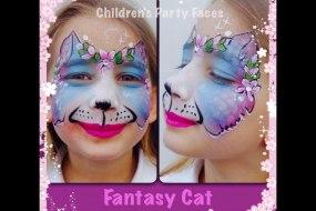 Children's Party Faces